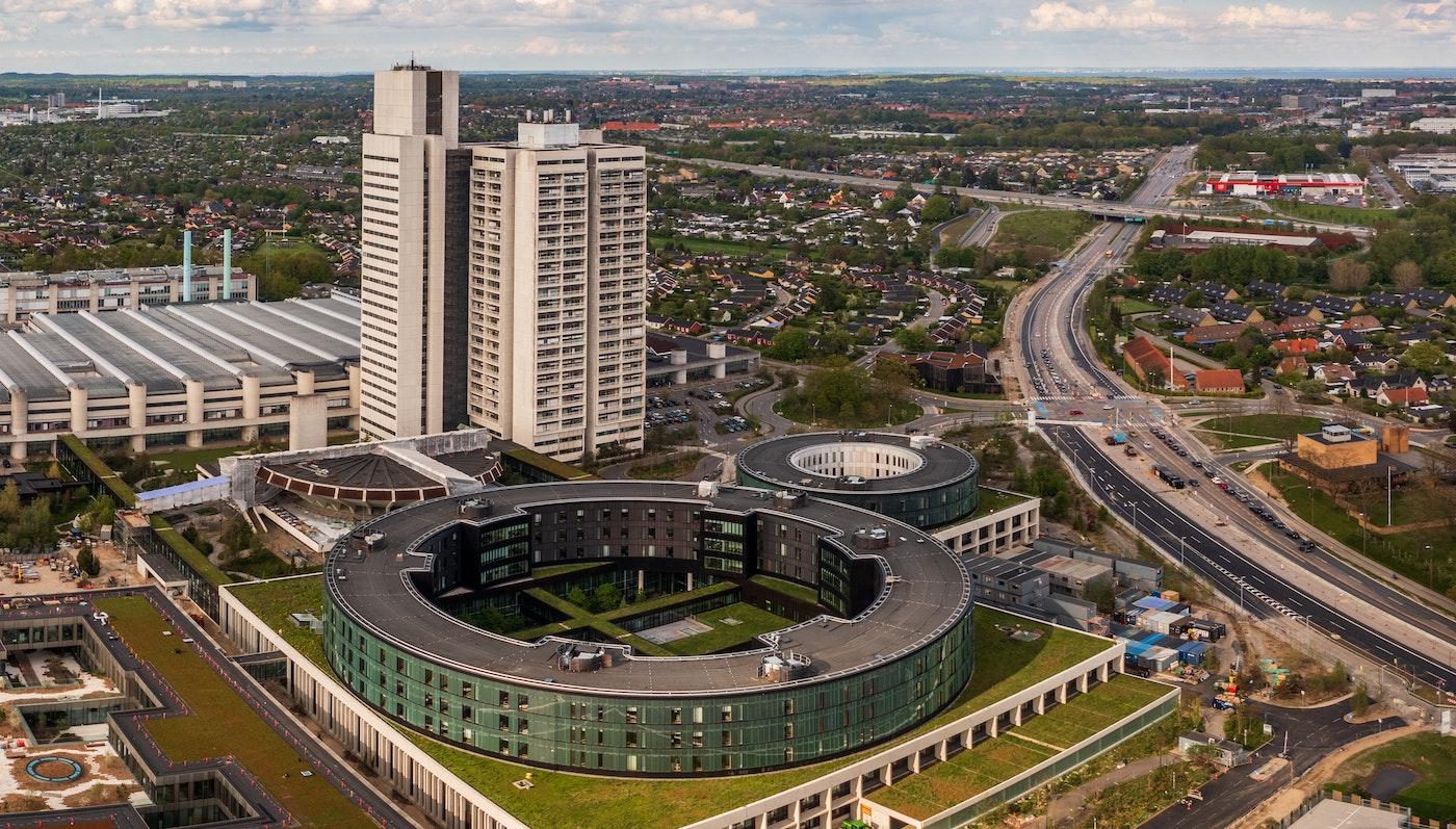 Udvidelse af Herlev Hospital